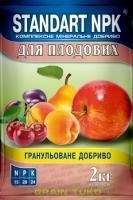 Стандарт NPK для плодовых