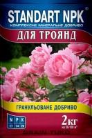 Стандарт NPK для роз