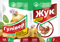 Инсектицид АТО-Жук+Гулливер Стимул 3мл+10мл