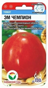 Помидор ЭМ Чемпион