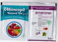 Фунгицид Фитофторин+Авангард Кремний Био