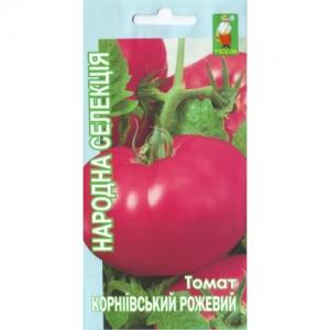 Помидор Корнеевский розовый