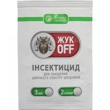 Инсектицид ЖукОфф